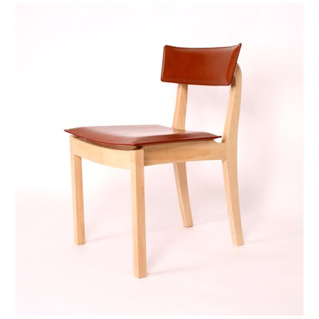 Rand Chair Leather by Waters and Acland