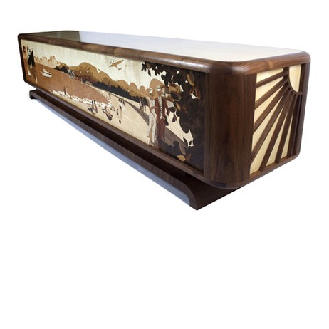 Cunard Cabinet by Waters and Acland