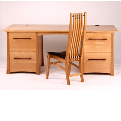 Burns Desk by Waters and Acland