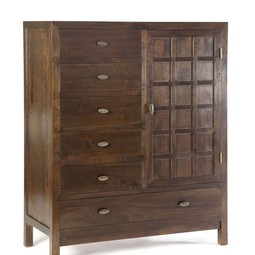 Aspen Armoire by Gingko Home Furnishings