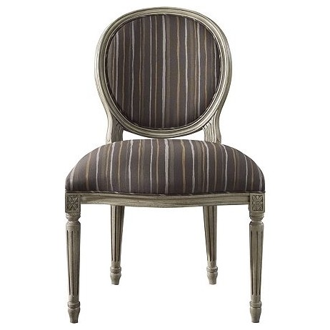 Louis XVI Side Chair by Hickory Chair Furniture Co.