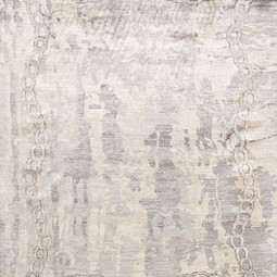 Bamboo Silk & Wool 8' x 10' by Lavender Oriental Carpets