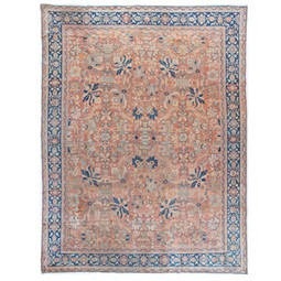 antique sultanabad 9'9x12'9 by Lavender Oriental Carpets