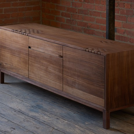 Weave Sideboard by Don Howell Joinery