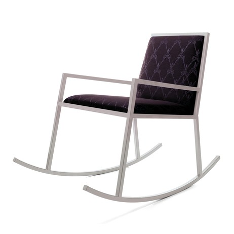Scissor Rocking Chair  by Skitsch
