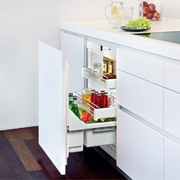 LIEBHERR PULL OUT REFRIGERATOR  by Almo Corporation