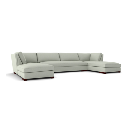 The Williamson Sectional-Composite by Plum Furniture