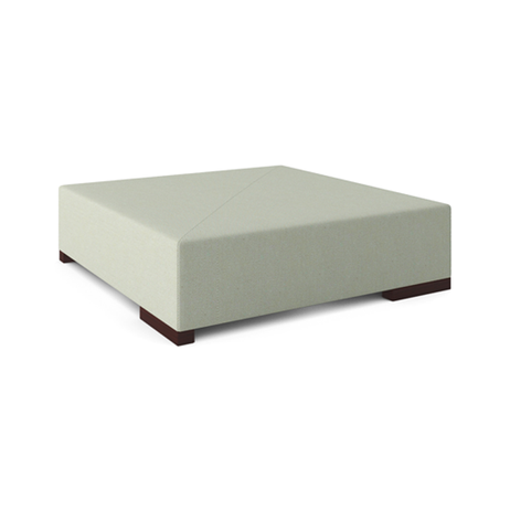 The Oliver Ottoman by Plum Furniture
