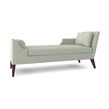 The Sandra Napper Chaise by Plum Furniture