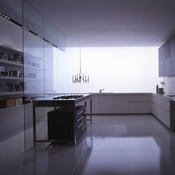 Factory Kitchen  by Boffi