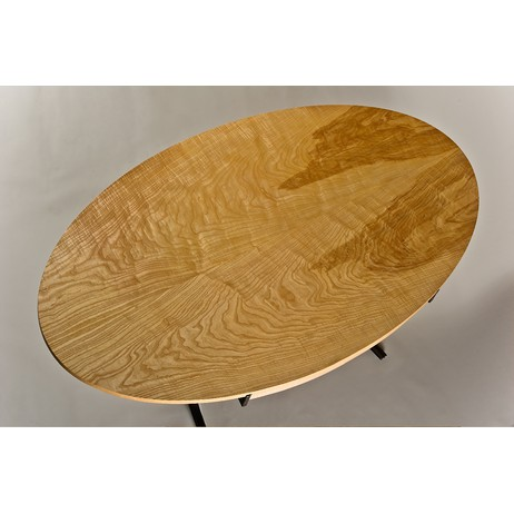 Watch Hill Dining Table, Top by Rob Hare Furnituremaker
