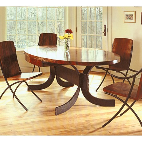 Essex Dining Table  by Rob Hare Furnituremaker