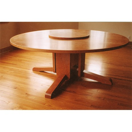 Round Table by Rob Hare Furnituremaker