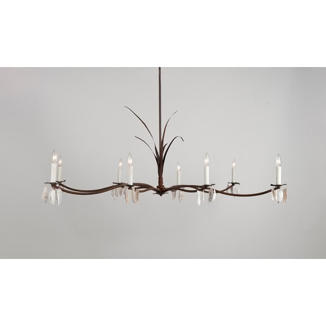 Marsh Grass/Shell Light by Lowcountry Originals