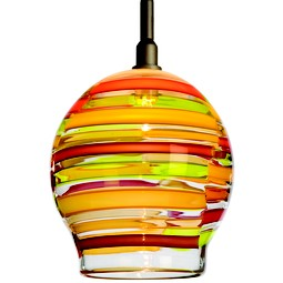 Monopoint Pendant by Tracy Glover