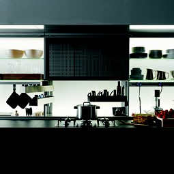 New Logica Kitchen by DOM Interiors