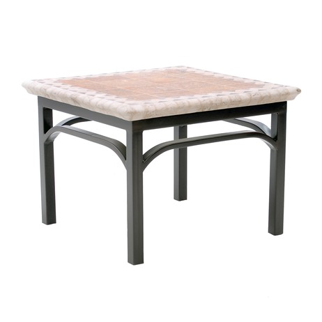 Toscana Square End Table by Legacy Fine Casual Furniture