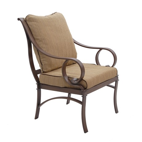 Coronado Dining Arm Chair by Legacy Fine Casual Furniture
