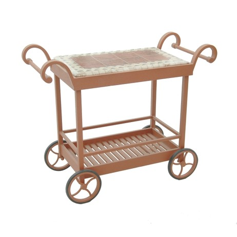 Prestige Service Cart by Legacy Fine Casual Furniture
