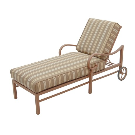 Prestige Chaise Lounge by Legacy Fine Casual Furniture
