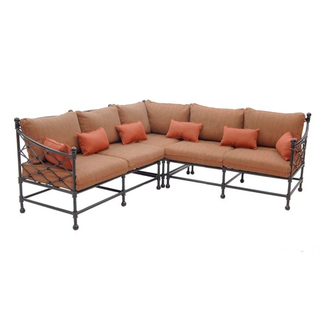 Artesia Sectional by Legacy Fine Casual Furniture