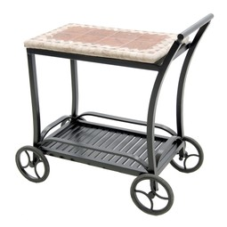 Toscana Service Cart by Legacy Fine Casual Furniture