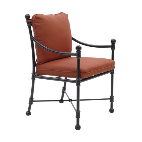 Artesia Dining Arm Chair by Legacy Fine Casual Furniture