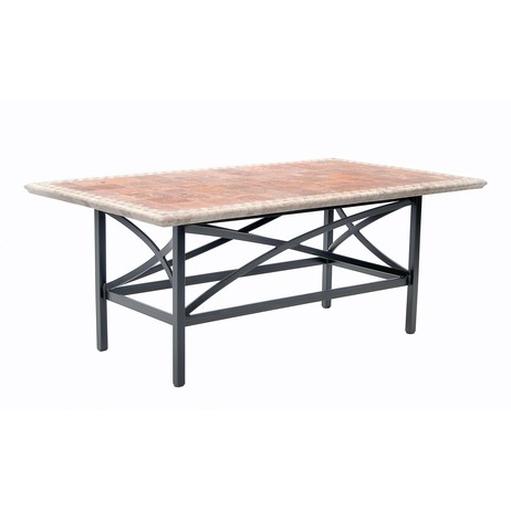 Toscana Rectangular Dining Table by Legacy Fine Casual Furniture