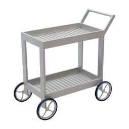 Tempus Service Cart by Legacy Fine Casual Furniture