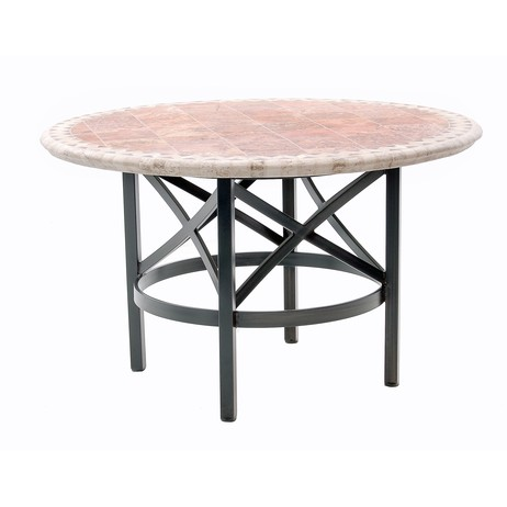 Toscana Round Dining Table by Legacy Fine Casual Furniture
