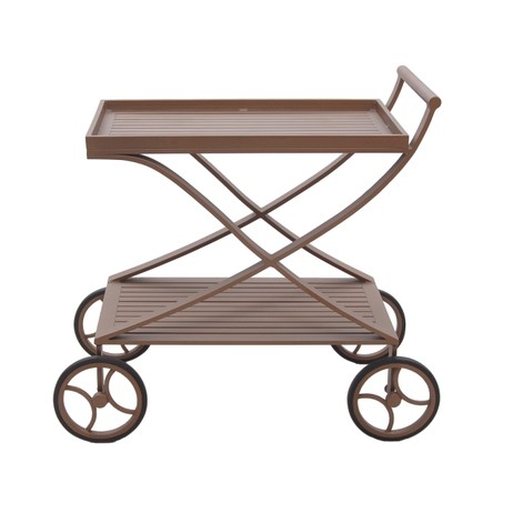 Monarch Service Cart by Legacy Fine Casual Furniture