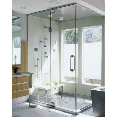 Stainless Steel Shower by Diamond Spas