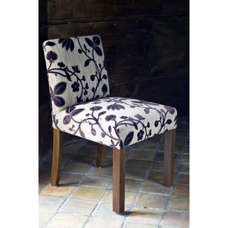 Upholstered Chair Low Back by Chalon