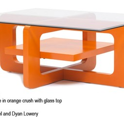 Link Coffee Table by SNUG FURNITURE