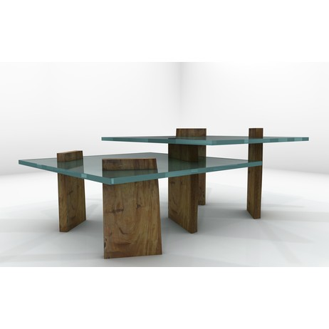 Puck Coffee Table by JH2