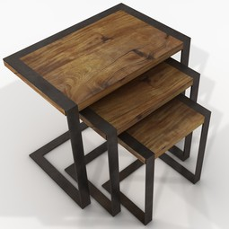 Bopp Nesting Table by JH2