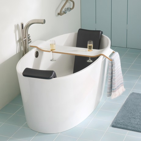 Tombolo bath caddy by Victoria + Albert