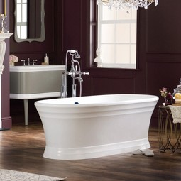Worcester tub by Victoria + Albert
