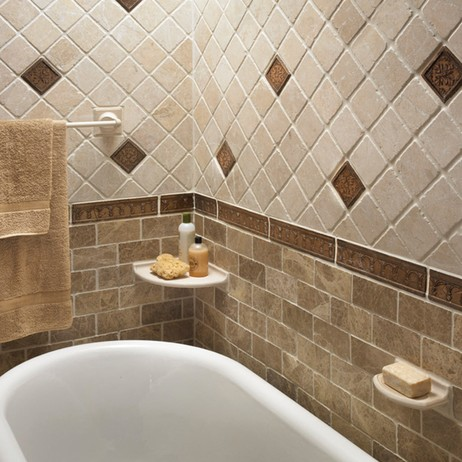Mixed Tile by Questech
