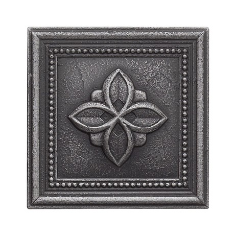 Cast Metal Trim - Clover Deco by Questech