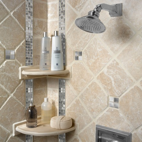 Bath Accessories and Tile by Questech