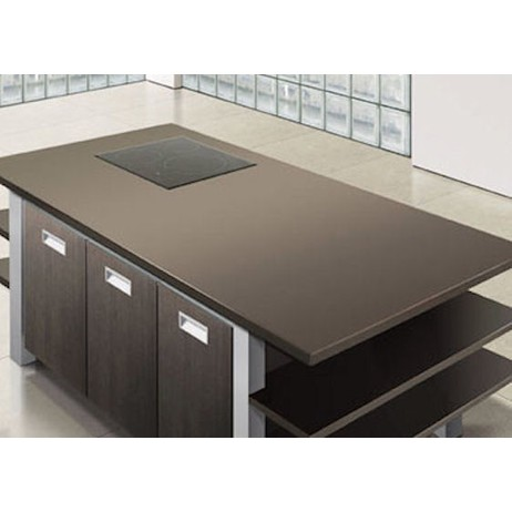 Lavastone countertop by Pyrolave