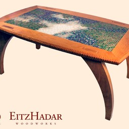 Collabori Tables by Eitz Hadar Woodworks
