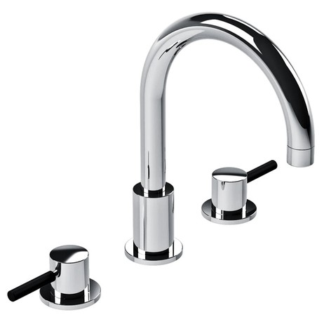 XO 3-Hole Basin Mixer by Lefroy Brooks