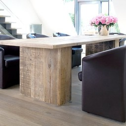 Table by Bauholz Design