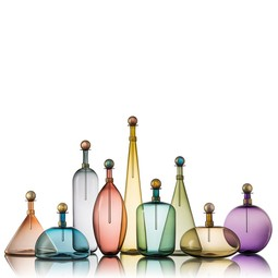 Jewel Bottles by vetro vero