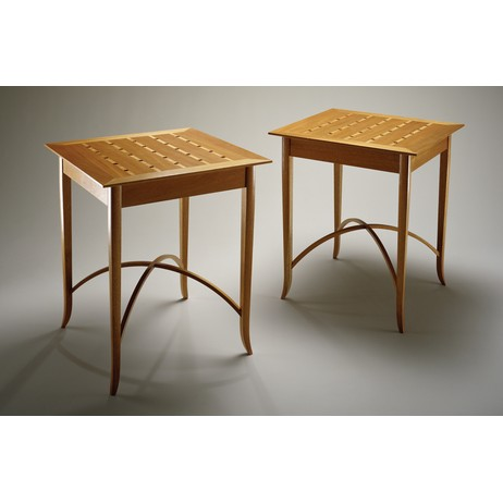 Vespa Side Tables by Greentree Home Furniture