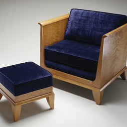 Professor Horace's Lounge Chair by Greentree Home Furniture