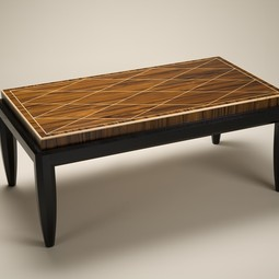 Diamond Coffee Table  by Greentree Home Furniture