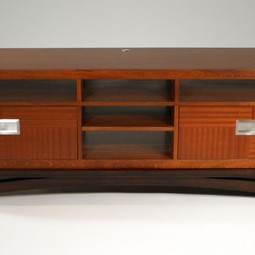 Entertainment Console  by Greentree Home Furniture